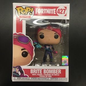 Fortnite Brite Bomber Funko Pop